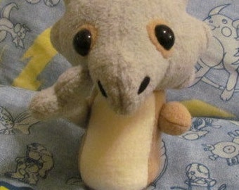 Chibi Cubone Plush - MADE TO ORDER