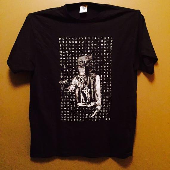 Zodiac Killer Cipher T,Shirt