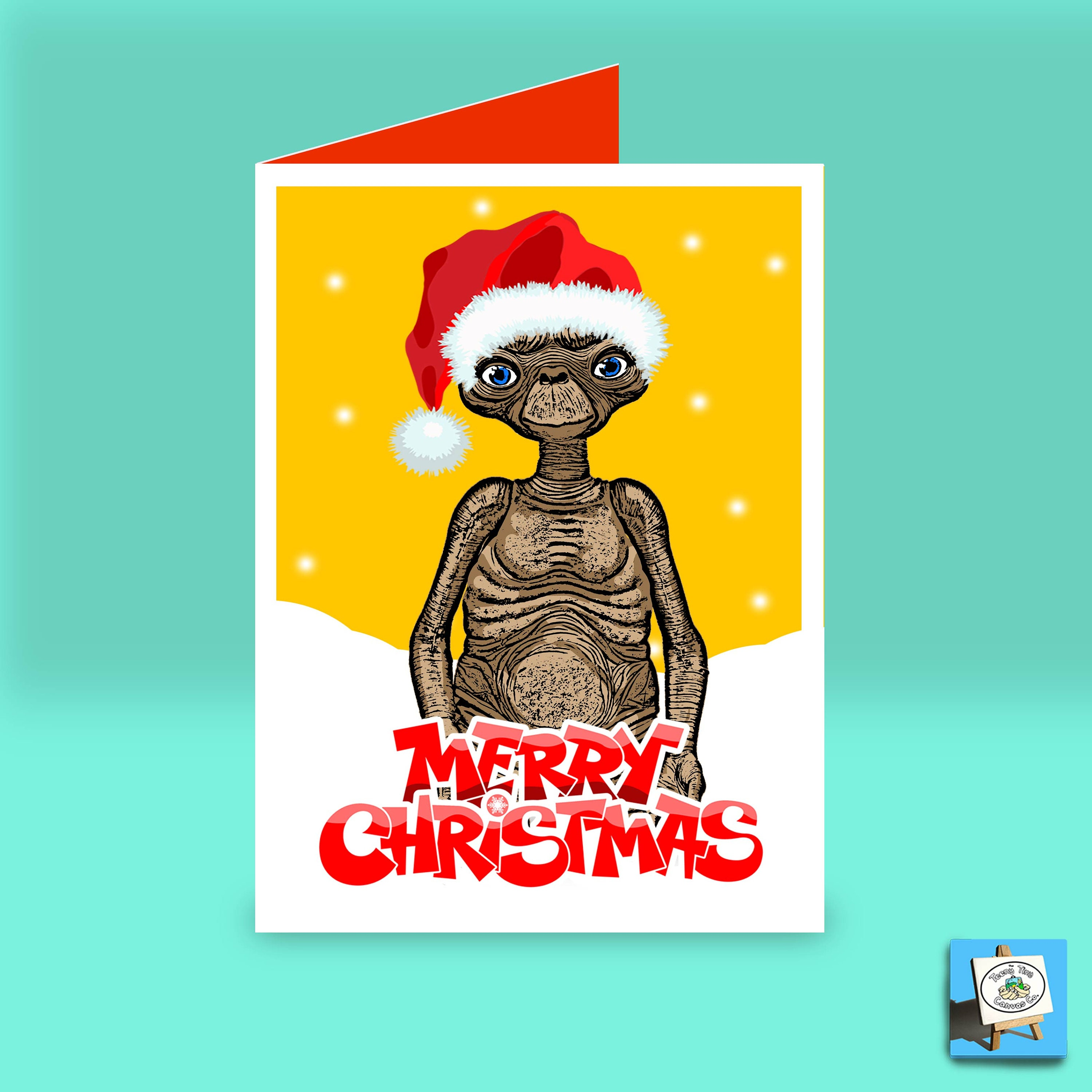 E.T.CHRISTMAS CARDS - ET The Extra Terrestrial - Multi-Buy Discounts ...