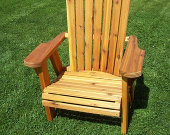 AMISH CRAFTED Adirondack Deck Chair