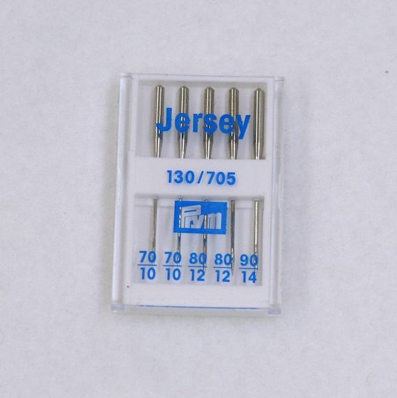 Prym 10 Stück  Nähmaschinennadeln mit Flachkolben sortiert 152101