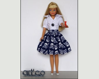 Special Haloween, for Skipper doll. An Art'co creation