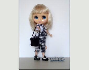 Schoolgirl set for Blythe Doll. An ART'CO creation.