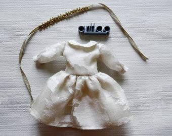 Organza dress for Skipper doll. An Art'co creation