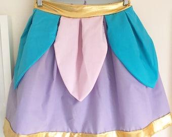 Chip Teacup Pleated Skirt