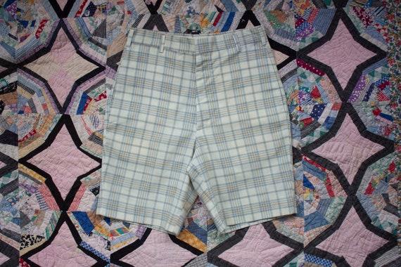 vintage 1960s bermuda shorts