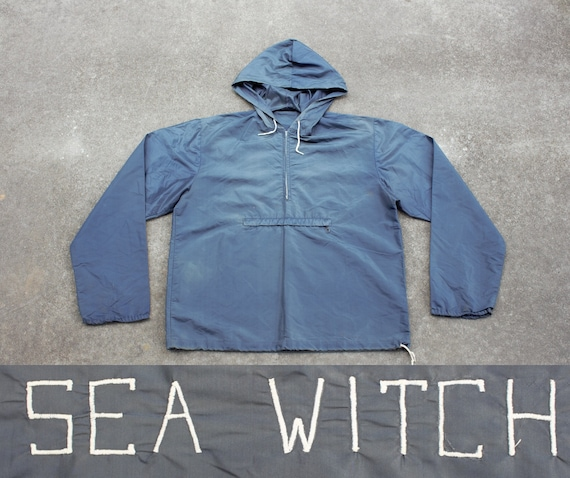 vintage back embroidery jacket