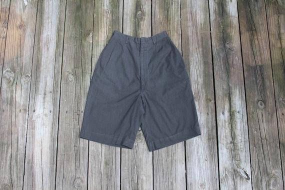 1950s Bermuda shorts
