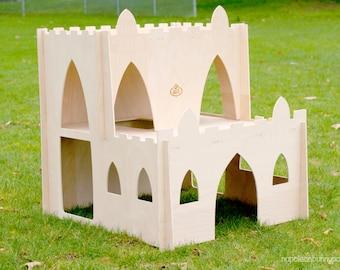 Hoppy Hampton Bunny Castle Keep