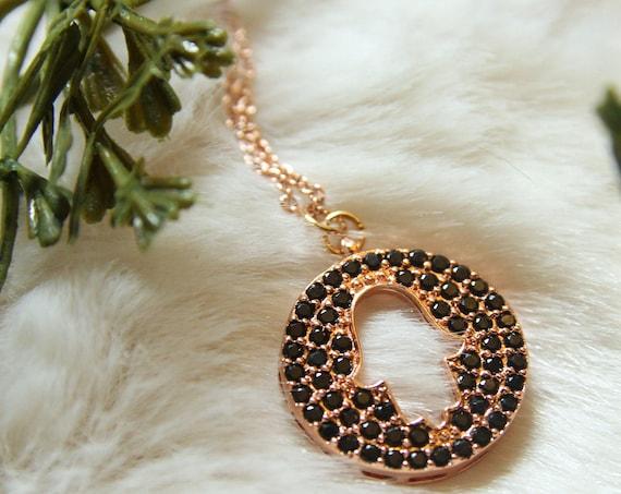 Hamsa Necklace | Hamsa Hand Necklace  | Tiny Hamsa Necklace | Hamsa Choker | Delicate Hamsa | Fatima Necklace | | Small hamsa necklace |