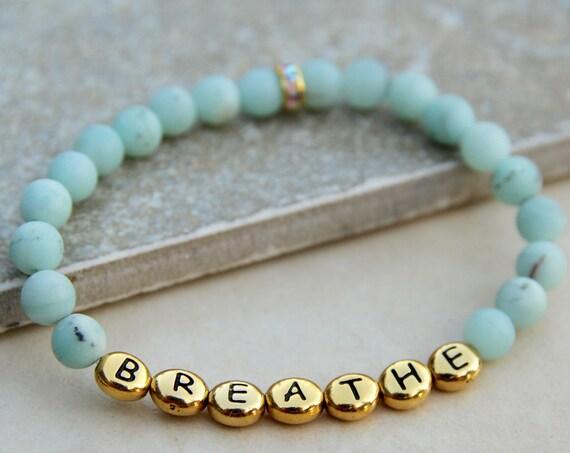 Breathe | Vision Bead Bracelet
