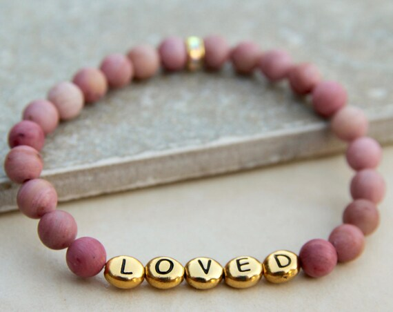 Loved | Vision Bead Bracelet