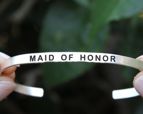 Matron of Honor Gift | Bridesmaid Gift | Bridesmaids Gift | Bridesmaid Proposal | Bridesmaid Gift Idea | Bridesmaid Bracelet | Maid of Honor