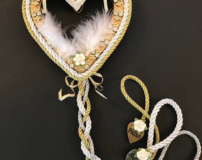 God's Knot - A Heart With Three Cords for a Three Strand Ceremony
