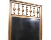 Vintage Bedroom Large Mirror