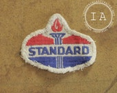 Vintage Standard Oil Patch