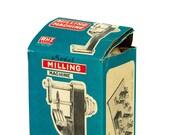 NOS Vintage AHI Erector Set Model Machine Shop Milling Machine