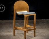 c. 1960 Bent Wood Mid Century Chair - Set Of Three
