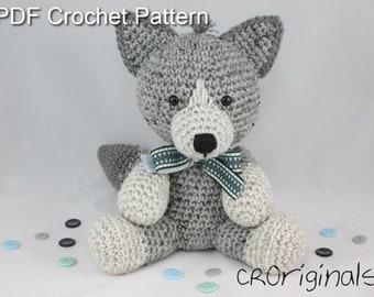 Chief, crochet wolf pattern   Son's Popkes   270x340