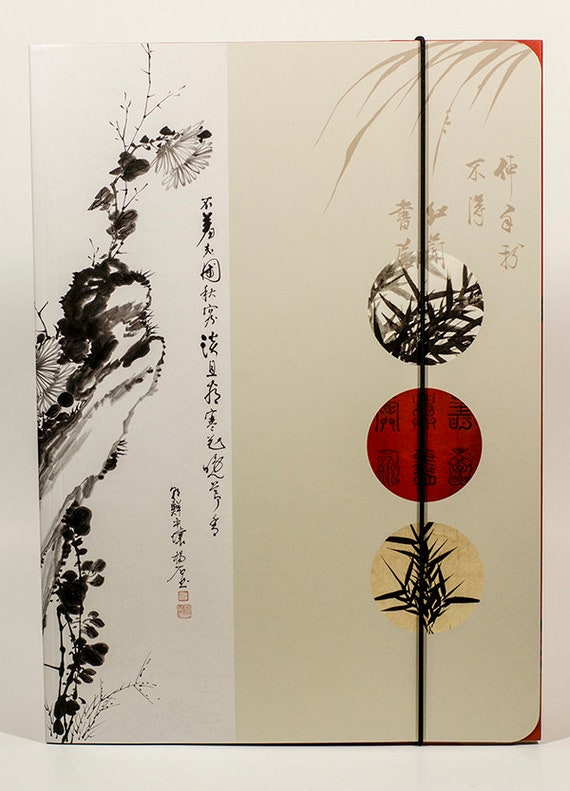 Binder-Tok-chang; Encre Coreenne