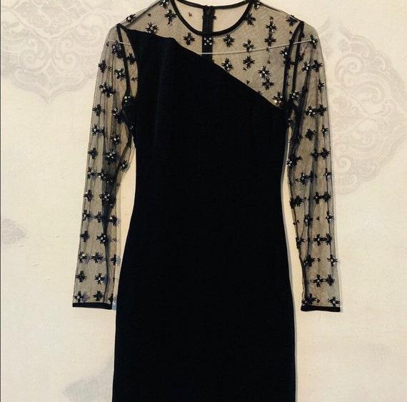 Bob Mackie Boutique Dress Size M