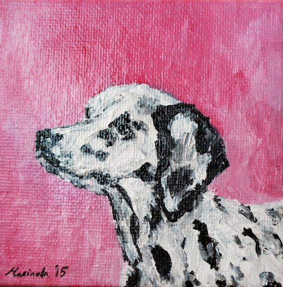 T-shirt J/'ai le plus beau Dalmatiens Chien Race Dog cadeau d/'anniversaire