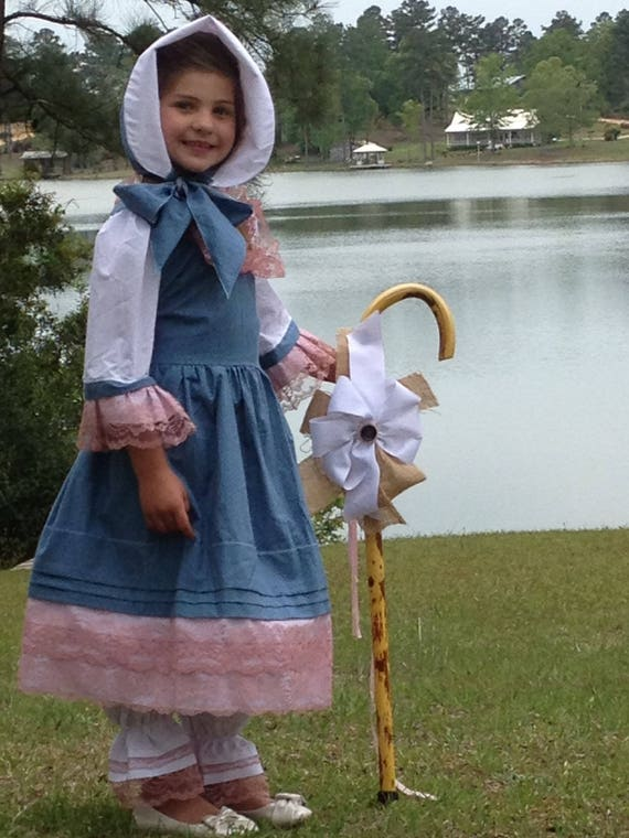 Little Bo Peep... Belle du Sud... COSTUME Little Miss Muffet