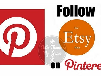Pinterest Graphics to Promote Etsy Shop | Digital File | Help on Pinterest Tips | Pinterest Banner | Sell On Etsy Tips | Help On Etsy