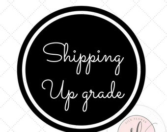 Shipping Upgrade Display For Your Etsy Shop | Shipping Upgrade Digital File | Shipping Button Digital For Etsy |Ship On Etsy | Sell On Etsy