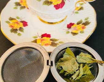 Dried Sweet Basil Leaves, Sweet Basil Tea, Dried Herbs, Immune Tea Gifts, Dried Basil, Herb Garden Gifts, Herb tea, Medicinal Herbs