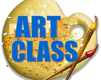 Art Classes and gift certificates