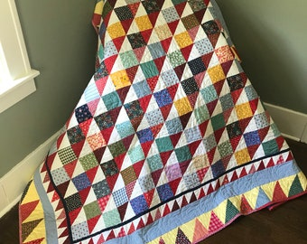 The Summer Picnic Quilt