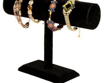 Bracelet Display Stand Black