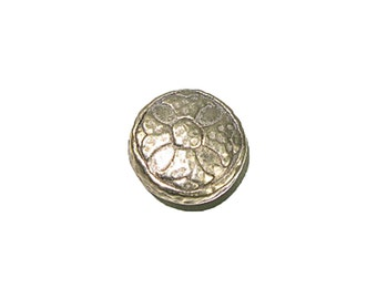 """Medieval Shield Concho 5/8"""" (16mm) - 2 Colors"""
