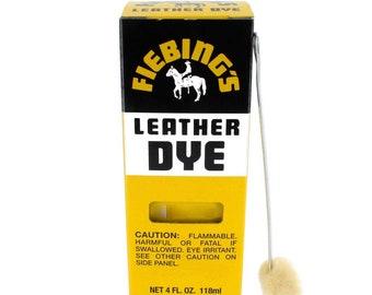 Fiebing's Leather Dye - 28 Colors Fiebings Fiebing