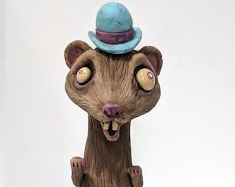 Pop Goes The Weasel (Pre Order)