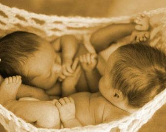 Baby Hammock Photo Prop PATTERN
