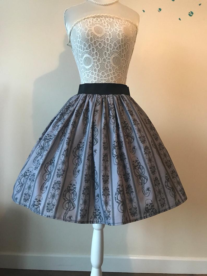 609aa2bf33624 Harry Potter inspired The Taboo Tattoo full skirt