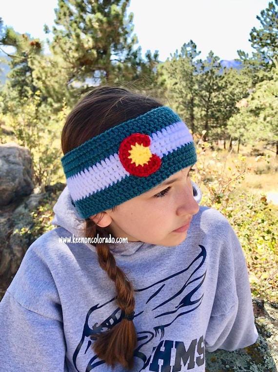 TeenAdult Crocheted Ear Warmer