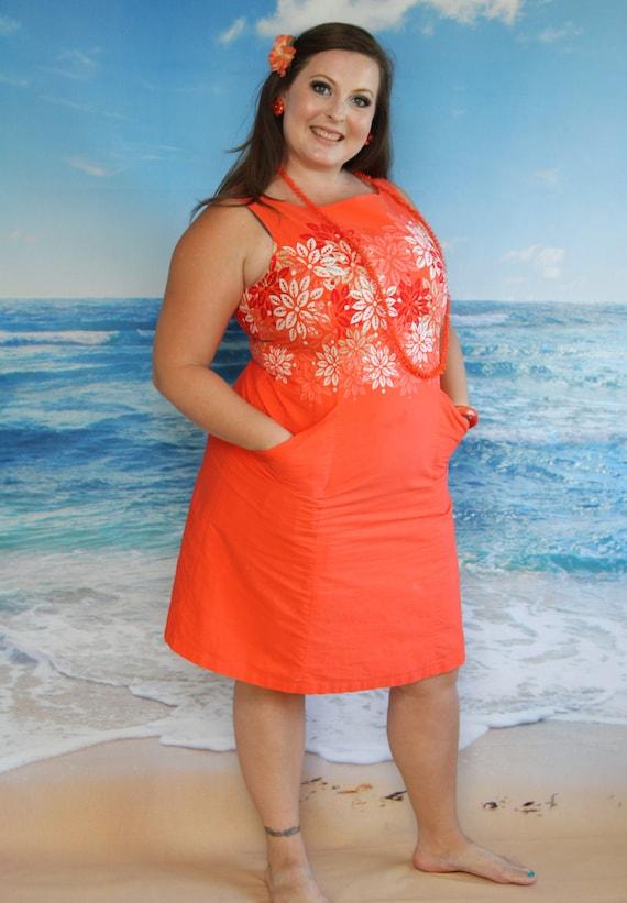 Vintage Pendleton Size 16P Sun Dress