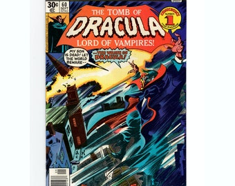 Tomb Of Dracula #10 Facsimile EditionRep 1st App Blade Marvel, 2020 NM