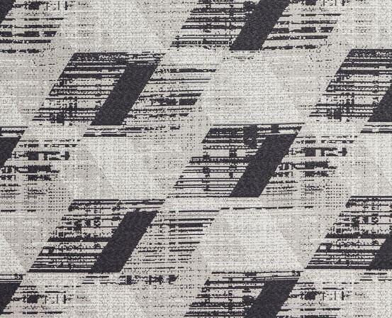 Sable / noir des années tissu 80 métropolitaine tissu années d'inspiration 70b8b4