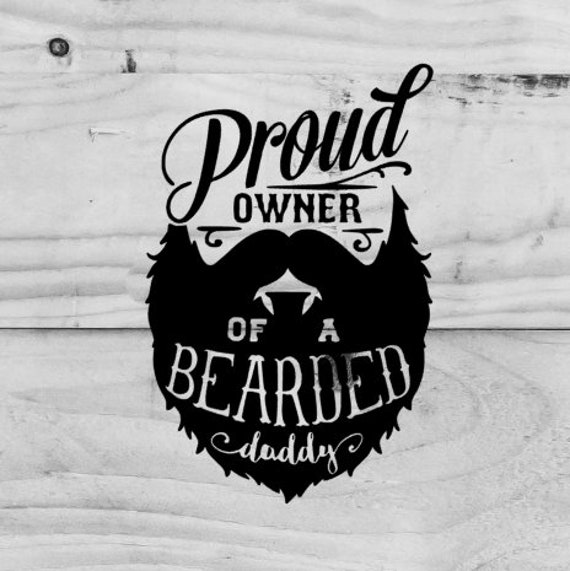 Beard Svg Bearded Dad Buy 3 Get 1 Free Fathers Day Svg Cut Etsy