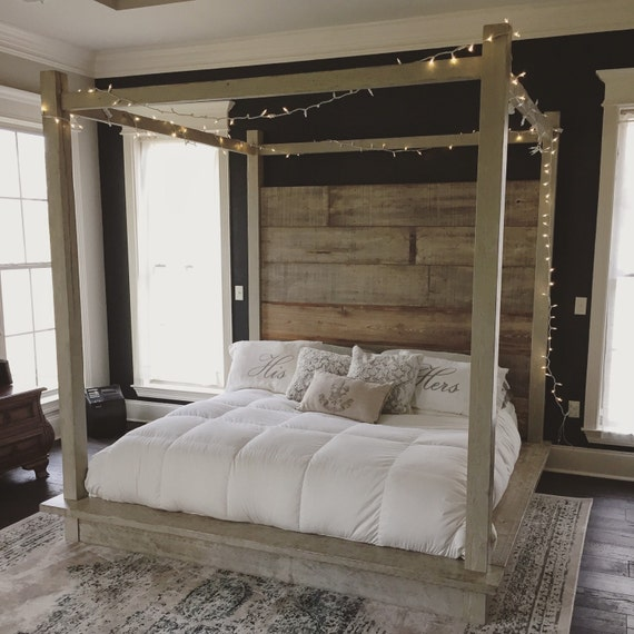 Diy Wooden Queen Bed Frame