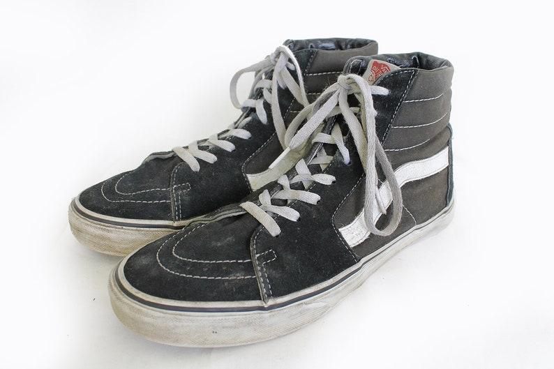 b87ce1ed521b Black VANS off the Wall Sneakers Skate Shoes VANS for Men