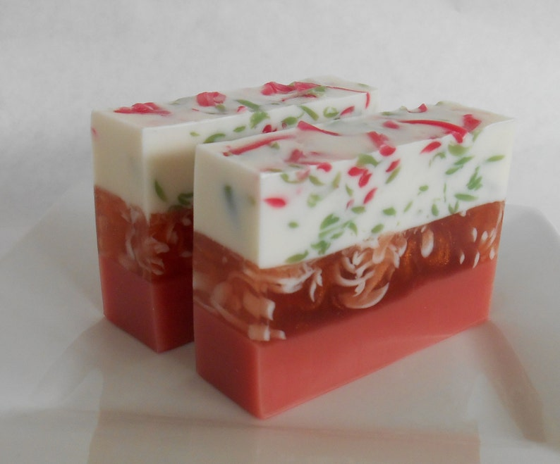 Cranberry Woods Soap Fall Soap Christmas Gift Soap Cranberry image 0