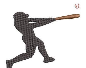 Baseball Machine Embroidery Design, Baseball machine embroidery, Baseball embroidery design, Baseball design, Baseball pattern, sport
