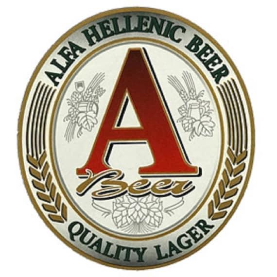 Alpha Greek Beer Tshirt 100% Cotton  12e4b7cd4a8