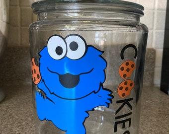 Cookie Jar Etsy