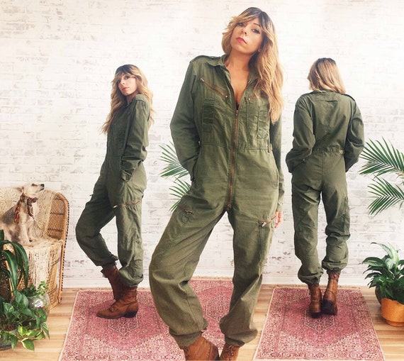1970's Military Deadstock Jumpsuit